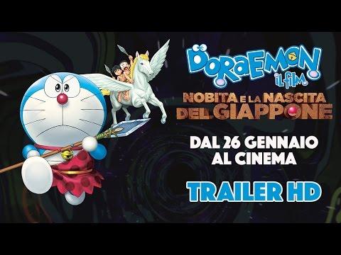 DORAEMON IL FILM - Nobita e la nascita del Giappone - Trailer Ufficiale Italiano | HD