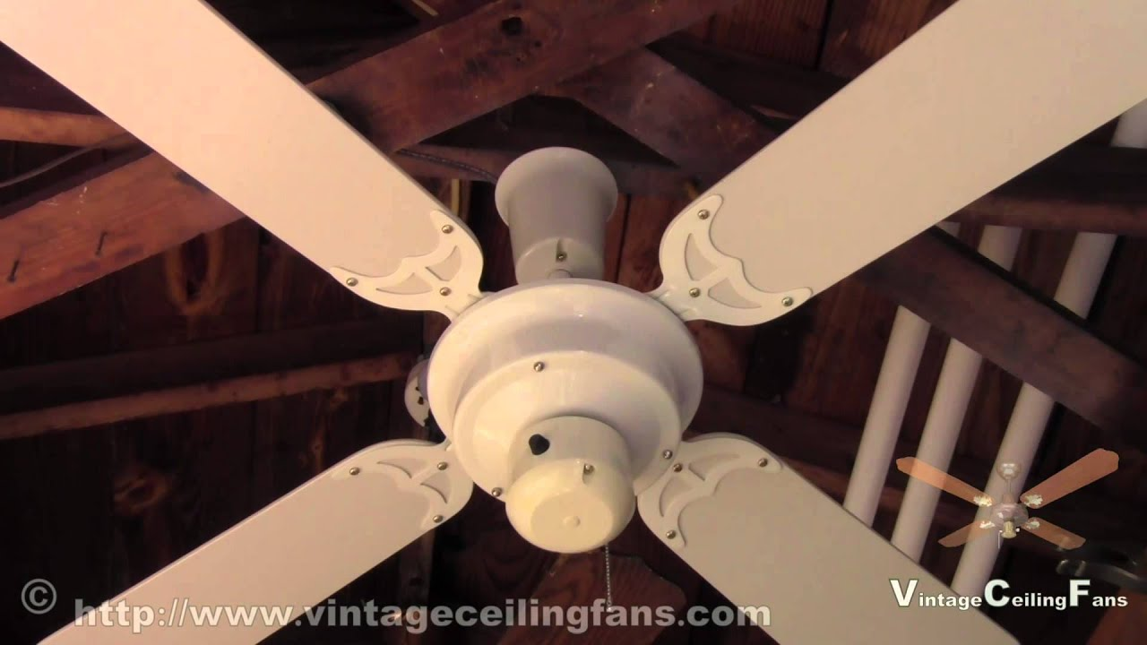 Tatung Olde Country Ceiling Fan Model CFE 48W