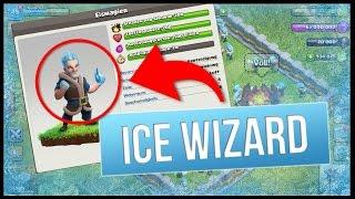 ICE WIZARD!!! OMG DER NEUE EISMAGIER ICH HABE IHN!!! - CLASH OF CLANS [Deutsch/German HD+]