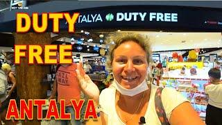 Отдых в Турции 2020 ЦЕНЫ ЖЕСТЬ DUTY FREE Анталья COVID 19 Antalya