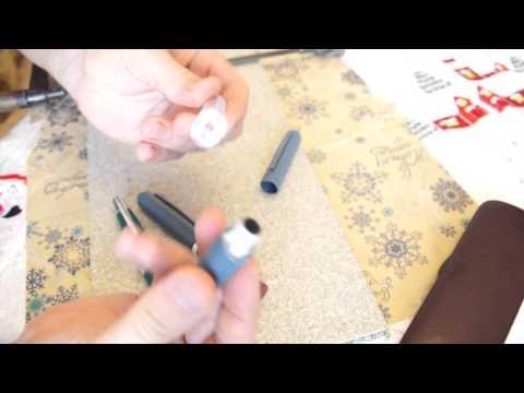 Как извлечь инсулиновую капсулу из шприца ручки 1ч