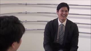 大谷選手への岩手日報社単独インタビュー https://www.iwate-np.co.jp/a...