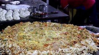 சூடான முட்டை புரோட்டா, பார்க்கும்போதே எச்சில் ஊருது - Madurai Special Kothu Parotta, Mutta Parotta