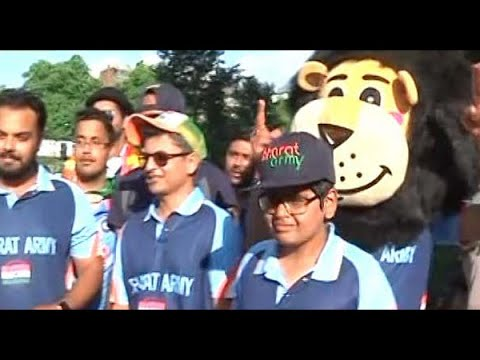 London: Virat Kohli's fans dedicate a song to him ahead of Champions Trophy