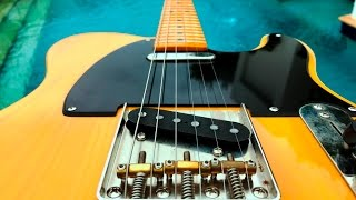 Squier Classic Vibe Telecaster 50's Butterscotch Blonde - Demo, Pickup Position Sounds and Fun