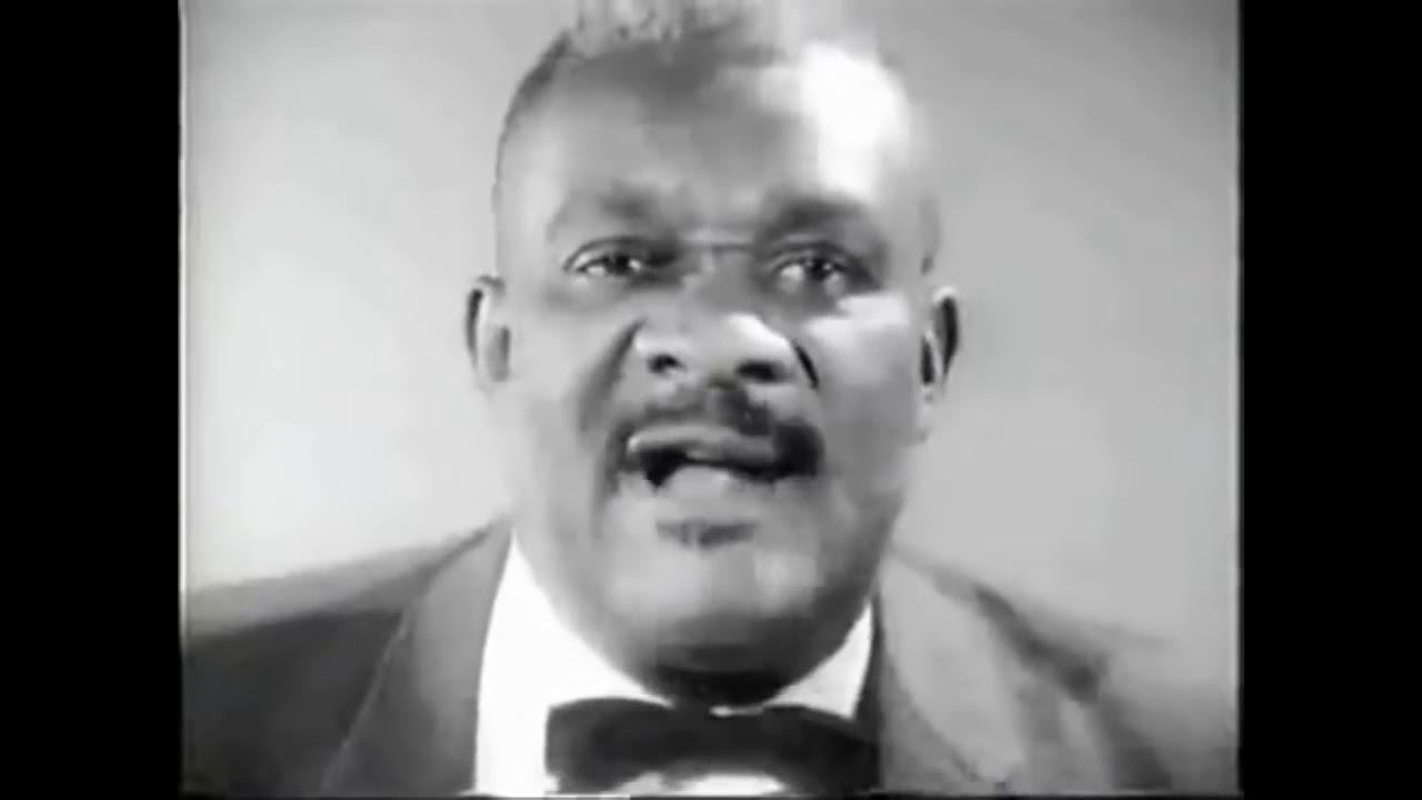Leonard Patterson Exposes Racial Psyops