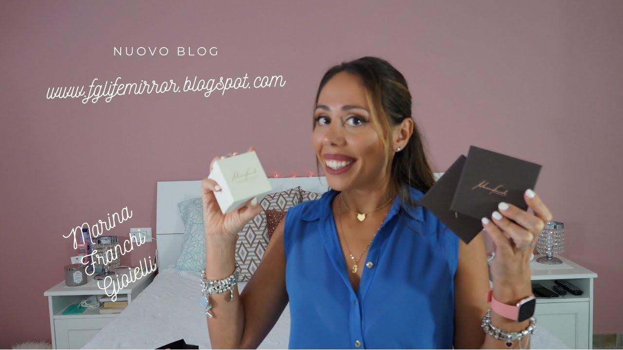 the best attitude b5b23 e3415 Haul Marina Franchi Gioielli, indosso i gioielli e sono tornata con il  nuovo blog!