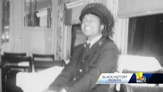 Woman, 99, oldest living African-American employee of the B&O Railroad