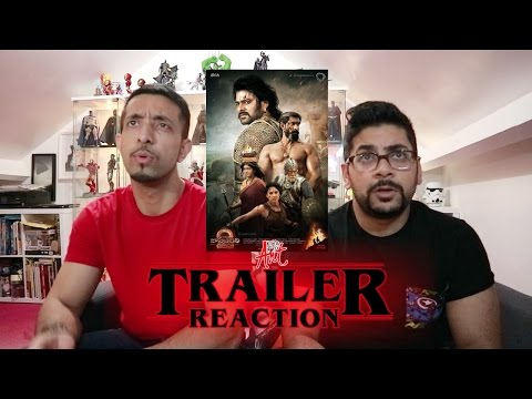Baahubali 2 - The Conclusion | Official Trailer REACTION