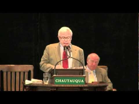 Chautauqua Institute Part 1: Polarizing of American Society