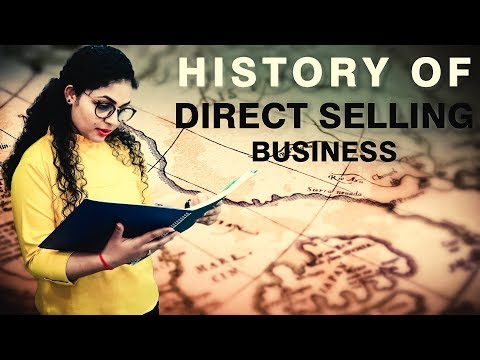 History of Direct Selling Business in Hindi | History of Network Marketing in Hindi