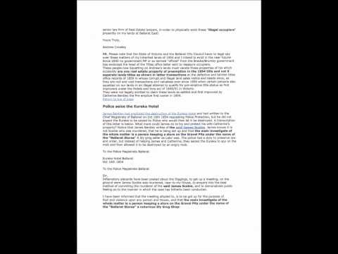 British Parliamentary Crown Claims Frauds 1854 - 2012 aaa.wmv