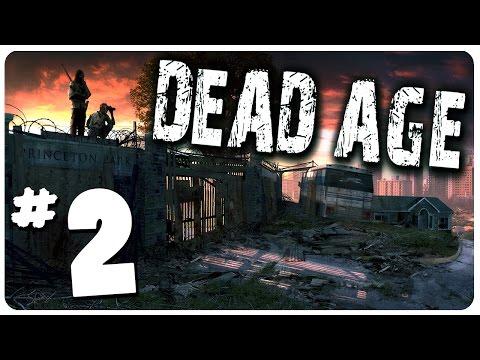 DEAD AGE - Jealous Ex and Drunk Survivor | Let's Play Dead Age Gameplay Part 2 (PC)