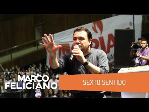 SEXTO SENTIDO, PASTOR MARCO FELICIANO