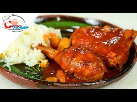 Pollo en Cazuela RECETA DELICIOSA