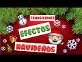 5 EFECTOS DE NAVIDAD PARA TUS VIDEOS (GRATIS) | Daily Vintage
