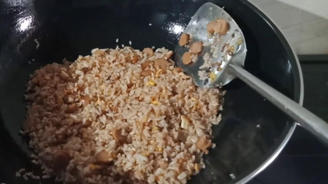 Tugas Kwr Membuat Nasi Goreng Youtube