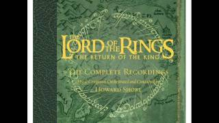 LOTR OST: Days Of The Ring, Ft. Annie Lennox Performing Into The West
