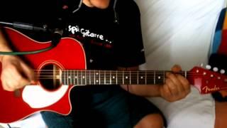 Gitarren klingen leise durch die Nacht ~ Jimmy Makulis ~ Cover w/ Fender Sonoran & Bluesharp