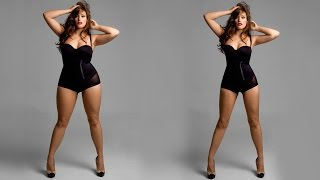Body Shape Editing with the Liquify tool   Photoshop Tutorial