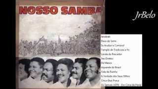 Conjunto Nosso Samba Cd Completo JrBelo