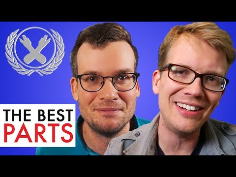 vlogbrothers | The Best Parts