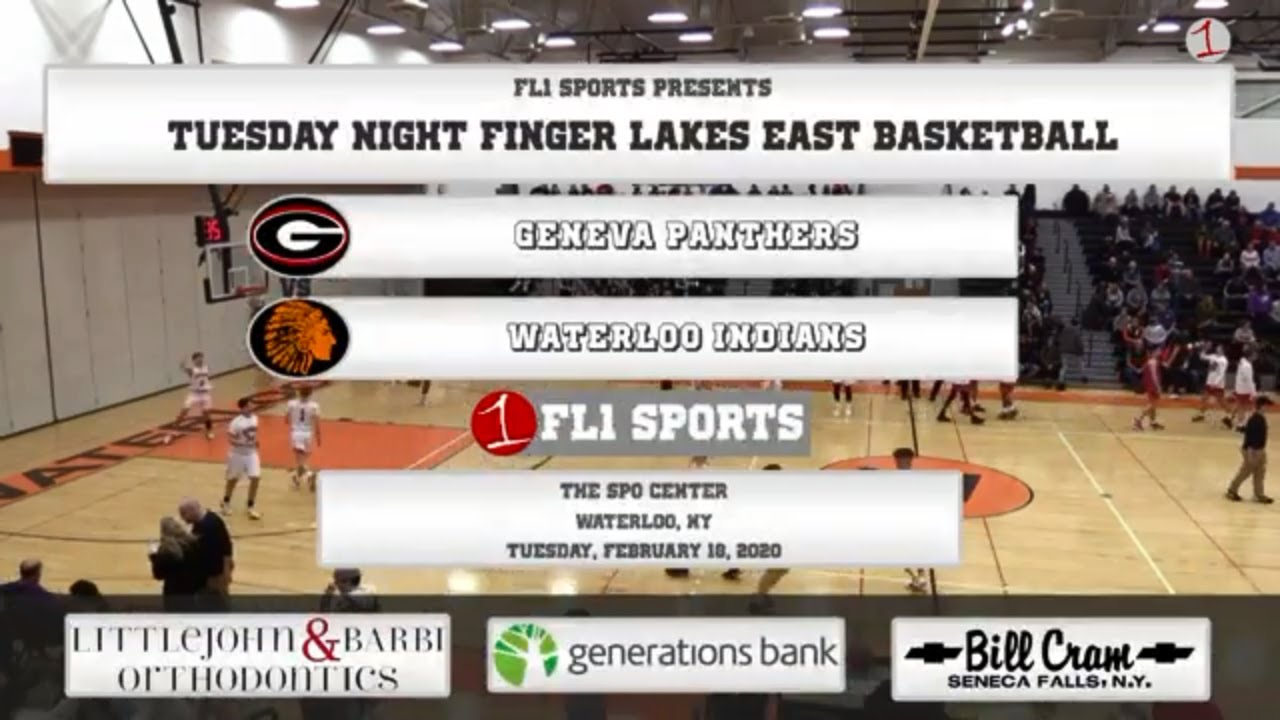 WEBCAST REPLAY: Border rivals Geneva & Waterloo square-off with top seed on the line (FL1 Sports)