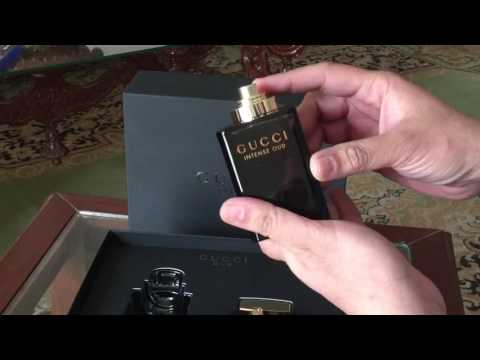 2a20870ea GUCCI OUD INTENSE & GUCCI OUD Unboxing and review - YouTube