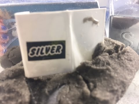 SILVER DIG IT: HUGE SILVER FOUND ON FUN HOUSE TV