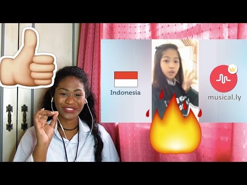 Best INDONESIAN Musically Compilation 2017 | Reaction