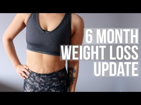 6 MONTH VEGAN & WEIGHT LOSS UPDATE | 50+ POUND WEIGHT LOSS | BEFORE & AFTER | seriously rooted vegan
