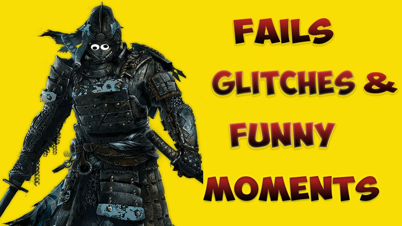 Download For Honor Funny Moments | Fails & Glitches!