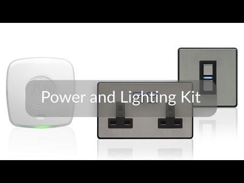 Lightwave - Lighting & Power Starter Kit Guide