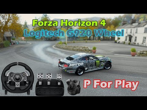 FORZA HORIZON 4 Online GAMEPLAY | Logitech G920 Wheel + Shifter + Face Cam