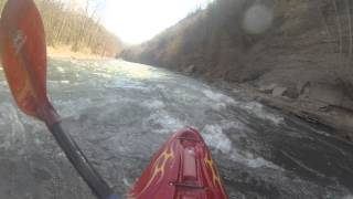 pine creek pa with gopro 3