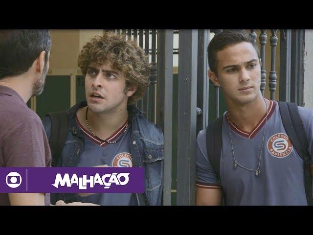 Malhação - Vidas Brasileiras: capítulo 248 da novela, quinta, 21 de fevereiro, na Globo