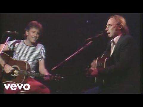 Graham Nash & Stephen Stills - Change Partners (Live)