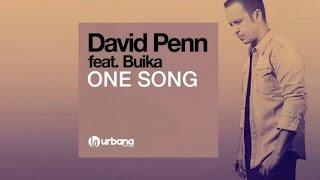 David Penn   Ft. Buika - 'One Song' (Tom Novy & Jashari Remix)