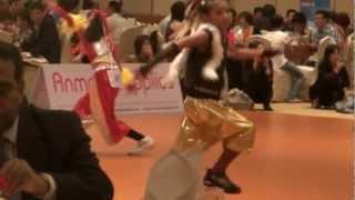 Hip Hop Dance by Honoka Isobe (磯部萌香) ソロ 2012年 マレーシア KL