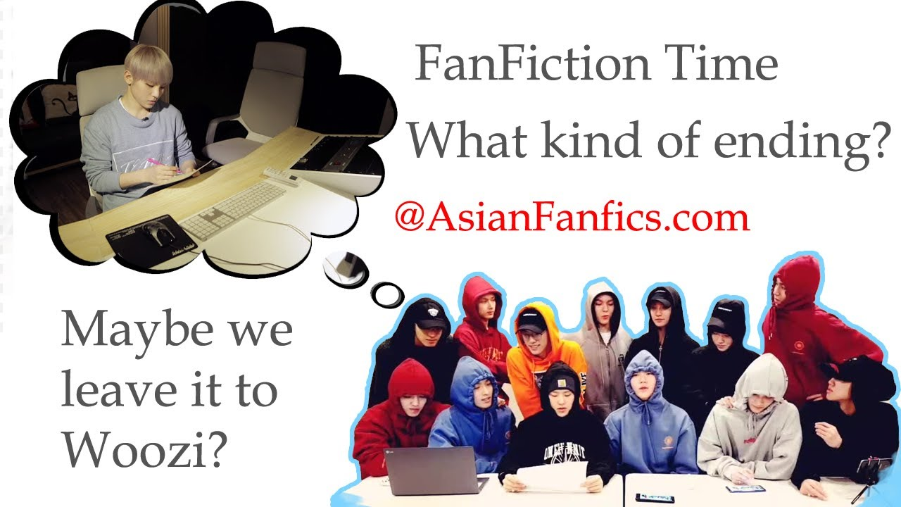Seventeen's FanFiction World } Request for Your Own Ideal Story