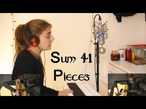 Sum 41 - Pieces | Cover by Aries [Subtítulos]