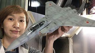 HASEGAWA F-15 1/48 作ってみた その3