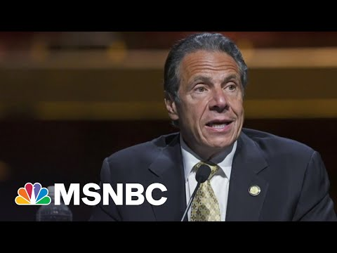 NY AG Report Details 'Inner Circle Of Confidantes' To Manage Complaints Against Cuomo