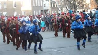Parade des jouets Québec 2014