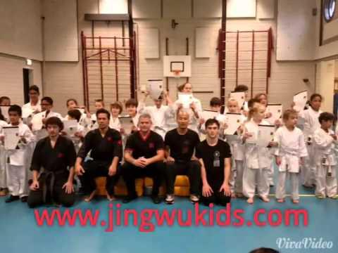 Kung Fu, Judo, Karate Voor Kinderen In Almere