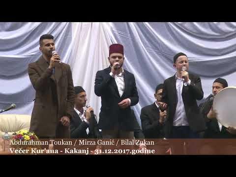 Taleal bedru aleyna - Abdurrahman Toukan, Mirza Ganić i Bilal Zukan