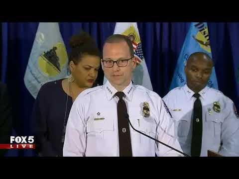 Prince Georgia's officials update on slain officer investigation