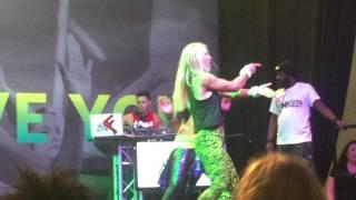 Tone y Bands wrist weights arm toning ZES Marcie Loretta Zumba