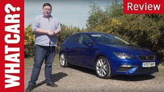 2017 Seat Leon review  What Car?