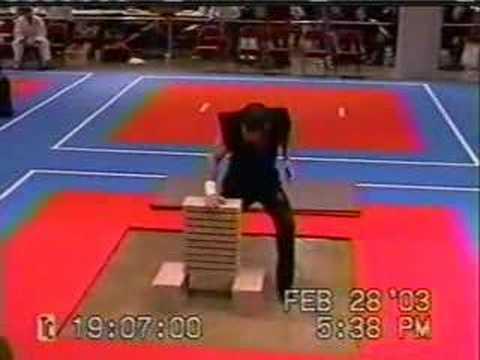 Master Drew Serrano in the Power Breaking Championship Rafael Tran  Rafael Tran
